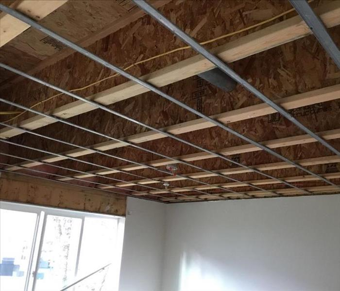 Removing Wet Insulation to Prevent Mold Growth