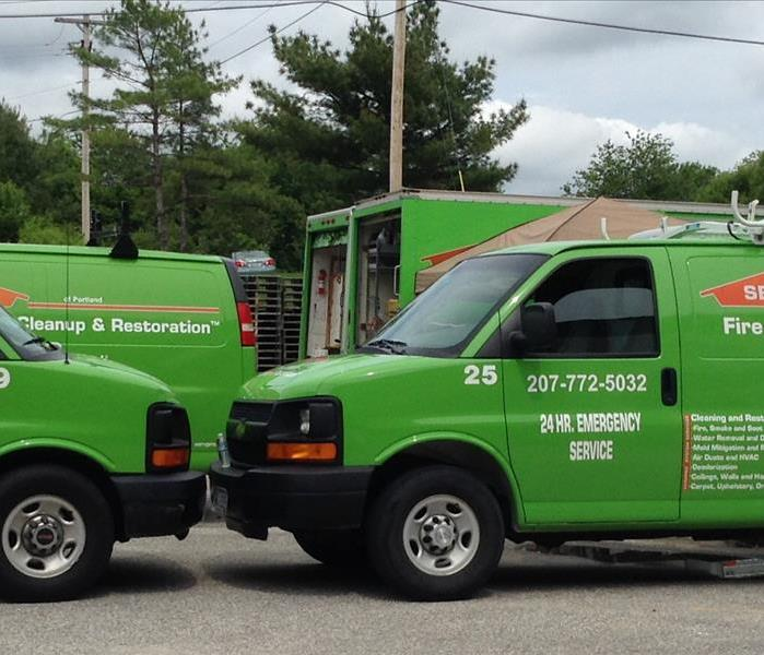 General SERVPRO of Portland is Hiring!